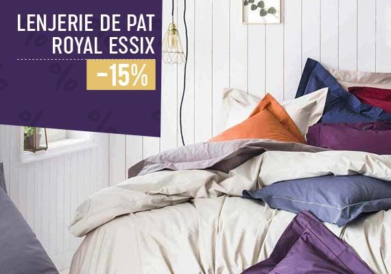 Lenjerie de pat Royal ESSIX