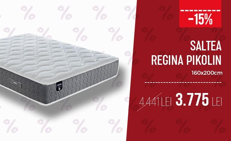 Saltea Regina Pikolin 32cm - Colectia 2019