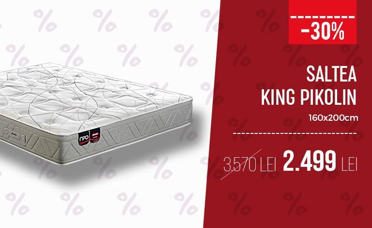 Saltea King Pikolin 25cm