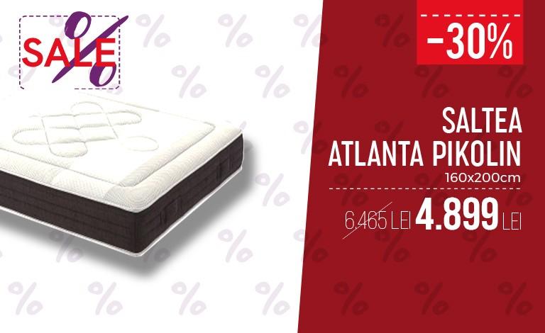 Saltea handmade Atlanta Pikolin 28cm