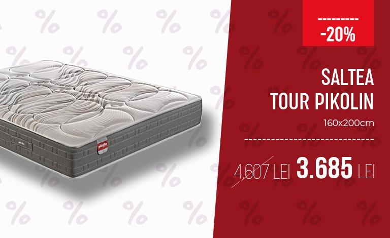 Saltea Tour Pikolin 26cm
