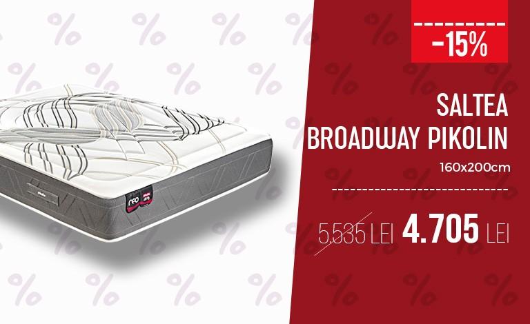 Saltea Broadway Pikolin 29cm