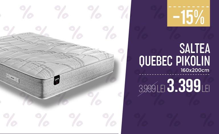 Saltea Quebec Pikolin 29cm